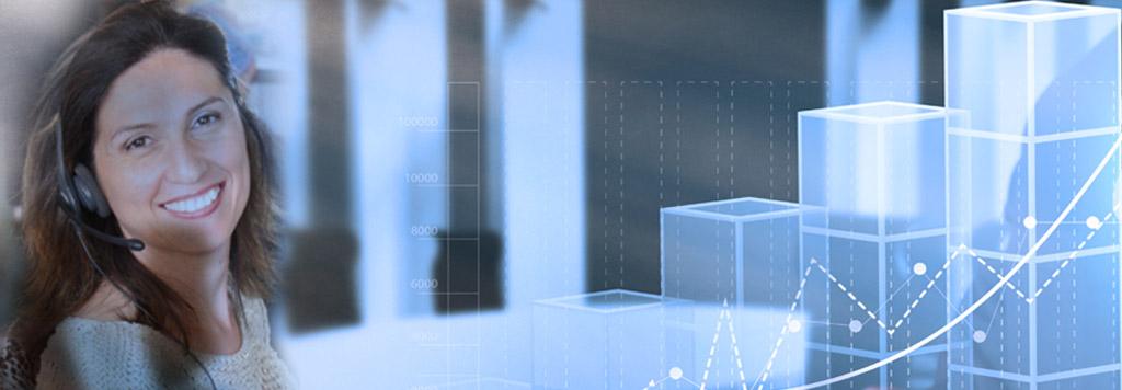 Wer sind wir Voice&Web: Der Contact Center (CRM) um alle Hilfedienstleistungen für den Kunden für das B2C zu verwalten
